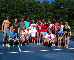 E-5 2014 PieEating Participants SM