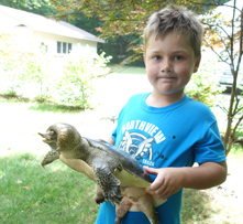 2014 Jacob with Turtle 221x203