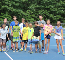 E-5 JoinFun 2014 Tennis Group Kids 221x203
