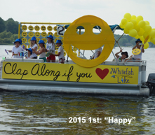 2015 BoatParade Happy 1st 221x203