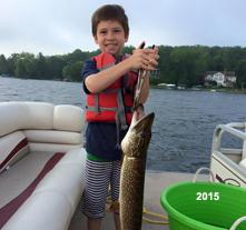 BWLA Fishing 2015 Bran
